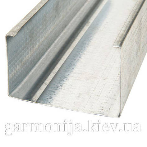 Профиль Knauf CW 75, 3 м 0.6мм, фото 2