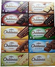 Шоколад Chateau в ассортименте 200 г Германия