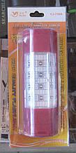 Ліхтар аварійний акумуляторний Yajia YJ-7388 (червоний)