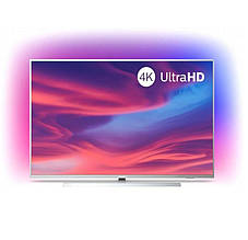 Телевизор Philips 43PUS7334/12 (PPI 1700, Android TV, 4K UHD Smart TV, DVB-С/T2/S2,HDR 10+, P5 Perfect Pictur)