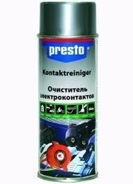 Очиститель электроконтактов PRESTO 400 мл (217647)