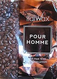 Віск гарячий в гранулах ItalWax SILVER (для чоловіків) 1 кг
