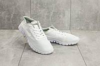 Женские кроссовки текстильные летние белые Classica G 7385 -1