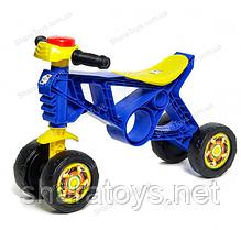 Детский мотоцикл БЕГОВЕЛ-2 синий