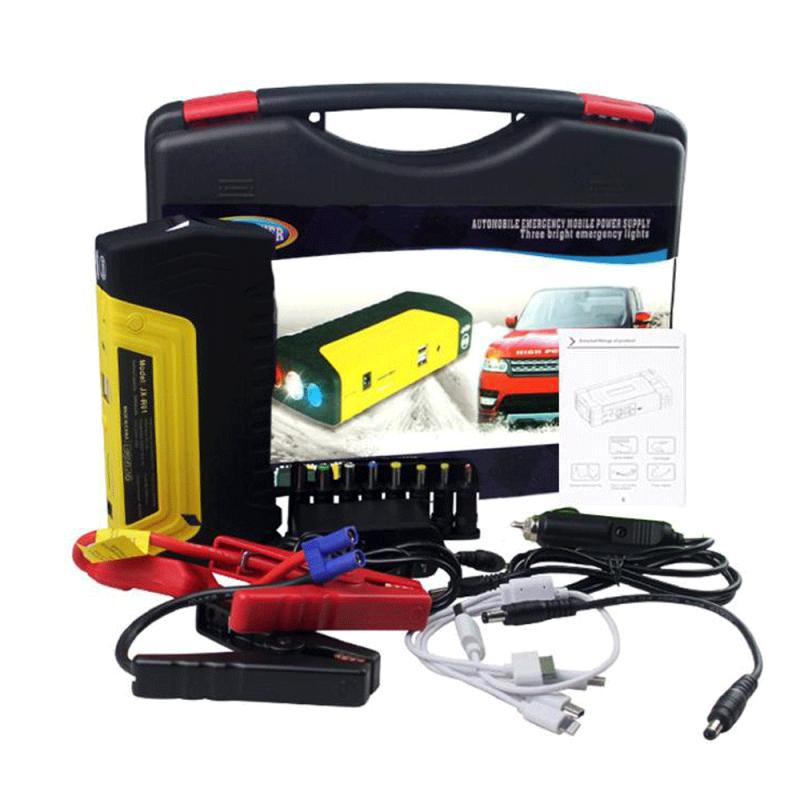 Пуско-зарядний пристрій JUMPSTARTER T15A 50800 маг Краща Ціна!