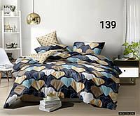 Качественный комплект постельного белья двухспальный 100 % хлопок.