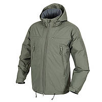 Зимняя тактическая куртка Helikon-Tex HUSKY Tactical Winter Jacket KU-HKY-NL-36 M Regular Alpha Green