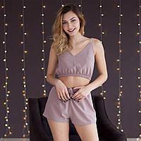 Комплект женские шорты + топ
