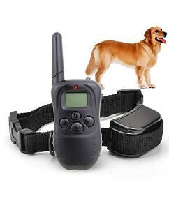 Ошейник для контроля собак Remote Pet Dog Training Collar with Lcd Display 171552
