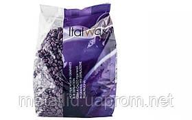 Віск гарячий в гранулах ItalWax Зливу 250 гр ручна розфасовка