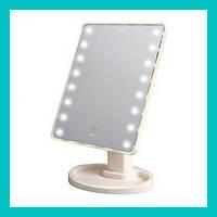 Зеркало для макияжа Magic MakeUp Mirror!Лучший подарок