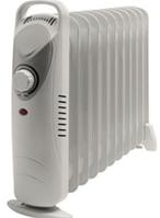 Масляный радиатор Challenge EH0105ARFOB 1 кВт. Великобритания