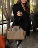 Тканевая сумка Elis кофейная, фото 3