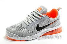 Женские кроссовки в стиле Nike Air Presto 2020, Gray\White\Orange, фото 3