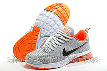 Женские кроссовки в стиле Nike Air Presto 2020, Gray\White\Orange, фото 2