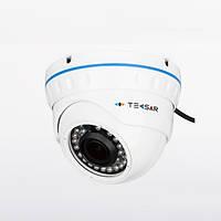 Уличная купольная AHD видеокамера Tecsar AHDD-2M-20F-out
