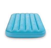 """Надувной матрас для сна """"Wave Beam"""" Intex (Голубой)"""