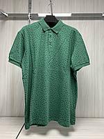 Мужская футболка поло Tony Montana. PL-3257(nefti). Размеры: M,L,XL,XXL.