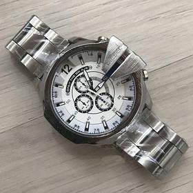 Часы 10 Bar Silver-White Metall SKL39-225520