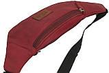 Поясная сумка Always Wild Бордовый (WB-01-18562), фото 4