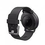 Смарт часы с тонометром фитнес браслет UWatch V11 Black (in-90), фото 2