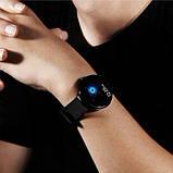 Смарт часы с тонометром фитнес браслет UWatch V11 Black (in-90), фото 6