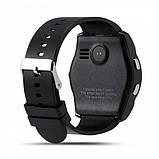 Смарт часы с сим картой Smart Watch UWatch Tiroki V8 Black (in-92), фото 4
