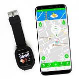 Детские смарт-часы телефон с Wi Fi и GPS UWatch Q90 black (in-104), фото 3