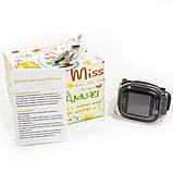 Детские смарт-часы телефон с Wi Fi и GPS UWatch Q90 black (in-104), фото 5