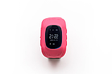 Детские смарт-часы Smart Watch Q50 с GPS трекер Pink (in-112), фото 2