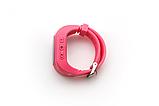 Детские смарт-часы Smart Watch Q50 с GPS трекер Pink (in-112), фото 3