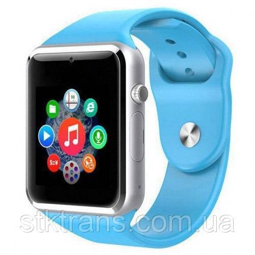 Смарт-часы UWatch A1 Blue (FL-95)