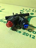 Форсунка на обприскувач прохідна Agroplast Форсунка Форсунки обприскувача для обприскувача, фото 2