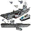 Конструктор BRICK 113 корабль, 990 деталей