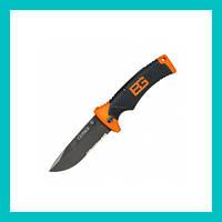 Туристический складной нож Gerber Bear Grylls!Лучший подарок