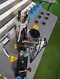 HOLZ T-503 Кромкооблицовочный станок с отсечкой кромки, криволинейный прямолинейны, 2 вала, 220 В, фото 8