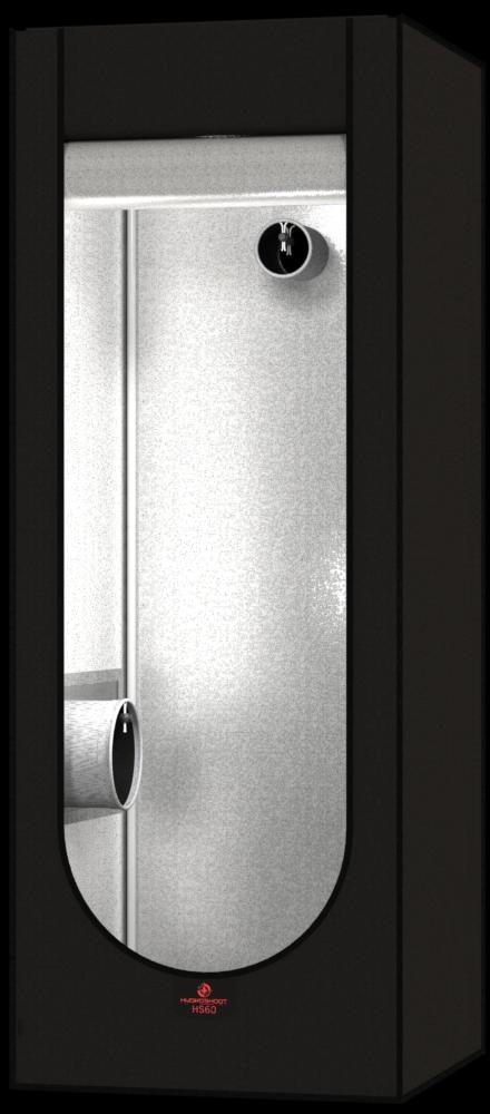 Готовый гроубокс Secret Jardin Hydroshoot 60x60x160 см