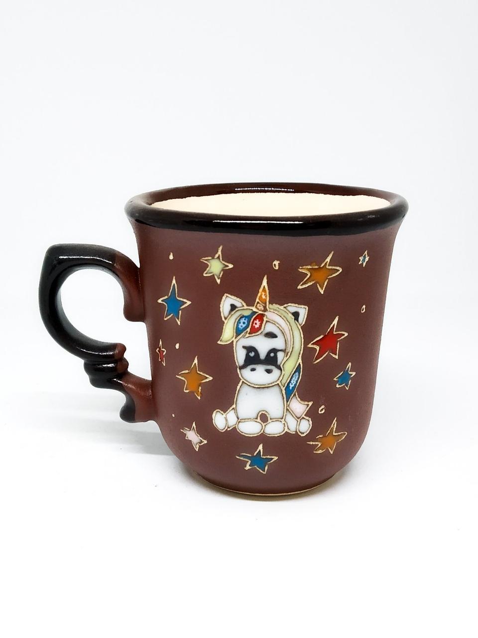 """Чашка кофейная """"Единорог"""""""