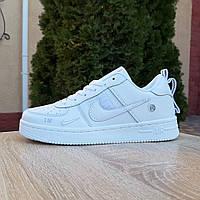 Кроссовки женские Nike Air Force 1 LV8  белые, фото 1