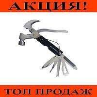 Многофункциональный молоток Tac Tool 18в1!Хит цена