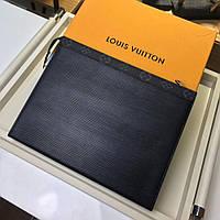Клатч Louis Vuitton Pochette Voyage MM Epi Noir
