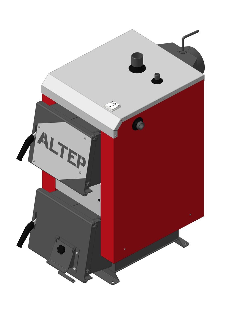 Котлы  на твердом топливе Альтеп Мини  16кВт (Altep Mini)