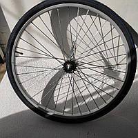 """Заднее велосипедное колесо в сборе 28"""""""