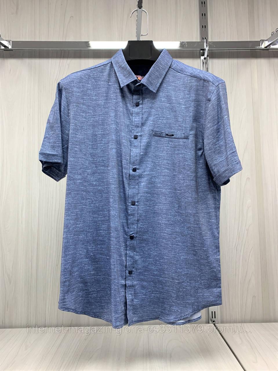 Мужская рубашка Amato. AG.KG19638-v03. Размеры: M,L,XL,XXL.