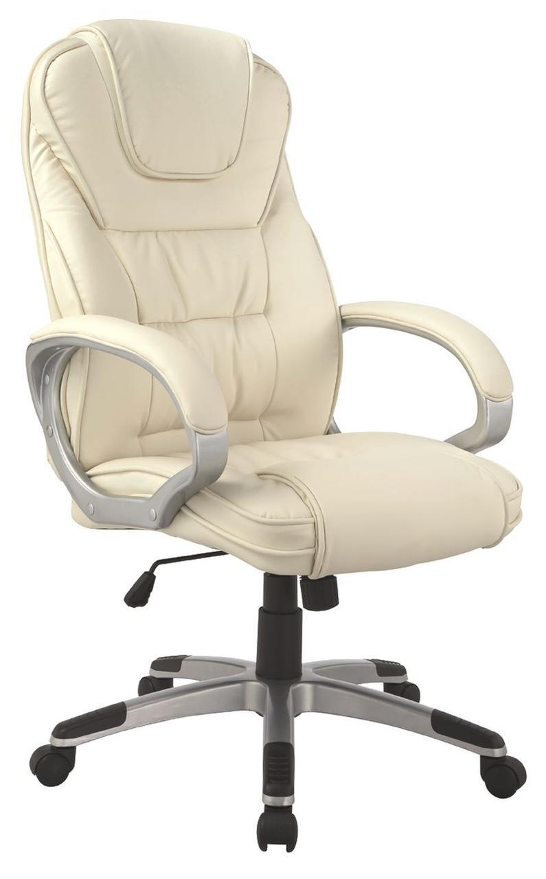 Кресло компьютерное Q-031 бежевый (Signal)