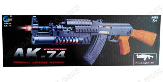 Автомат АК 74