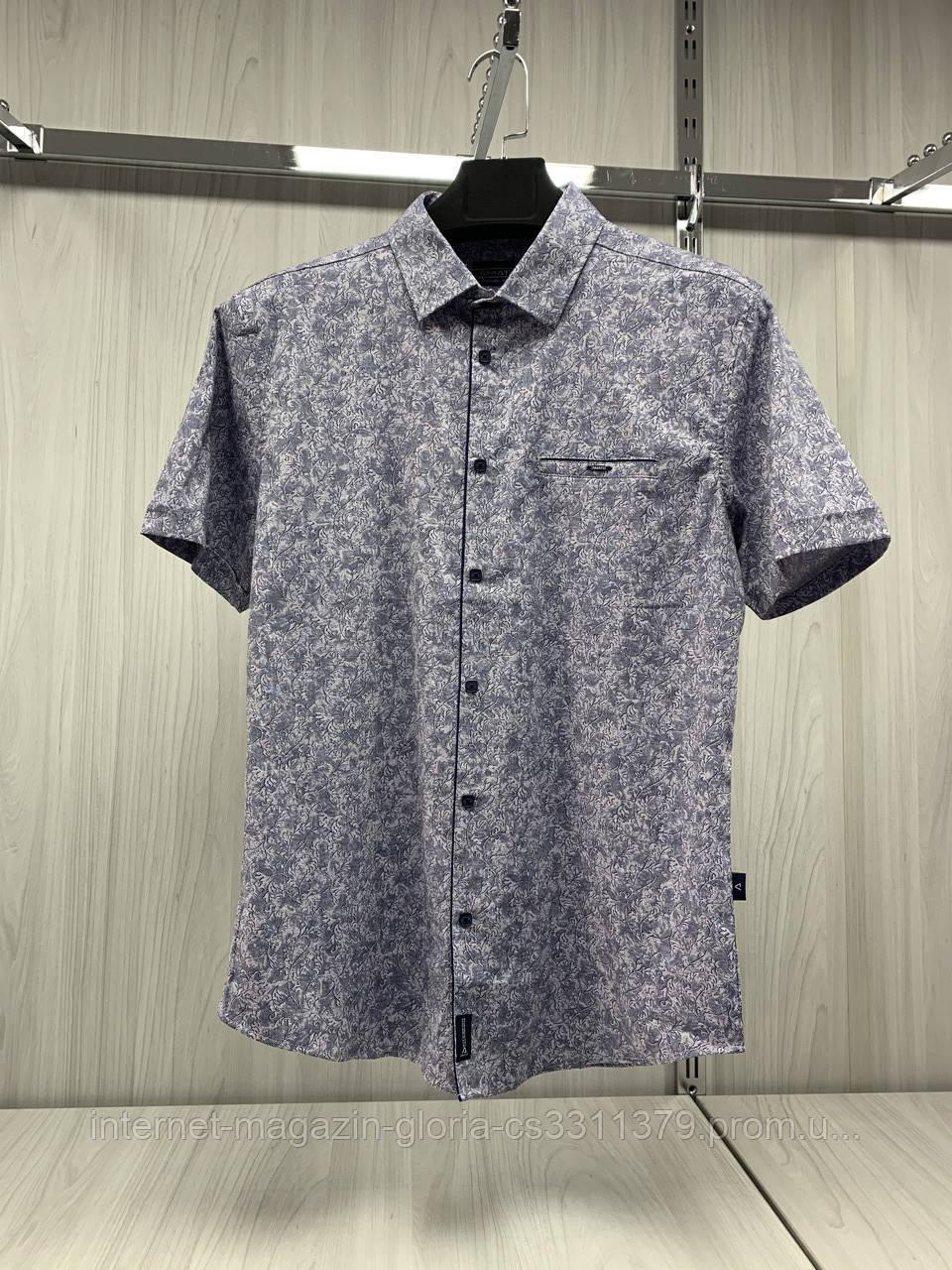 Мужская рубашка Amato. AG.KG19836-v03. Размеры: M,L,XL,XXL.