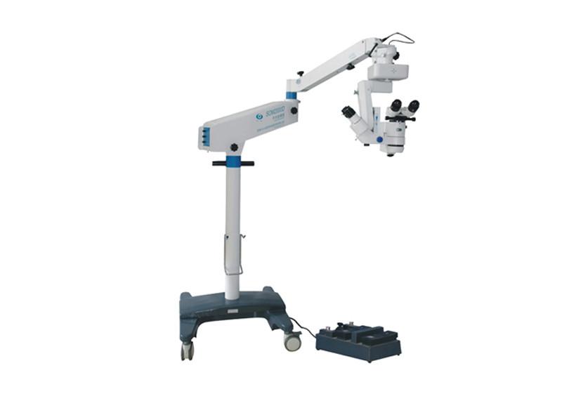 Микроскоп операционный, профессиональный медицинский микроскоп SOM2000D Биомед