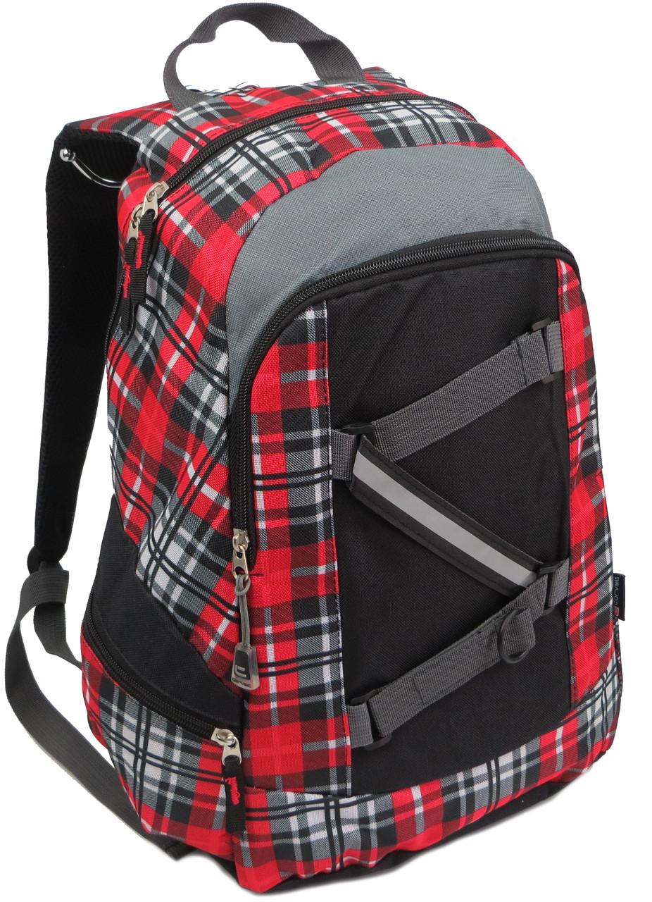 Купить Городской рюкзак в клетку 20L Corvet, BP2036-58 в клетку