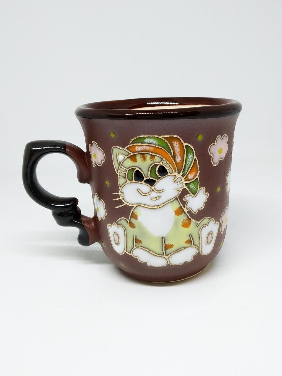 """Чашка кофейная 150мл """"Котик Соня"""""""